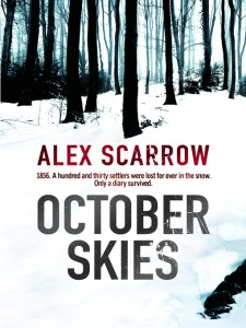 October Skies by Alex Scarrow