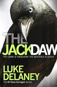 The Jackdaw by Luke Delaney
