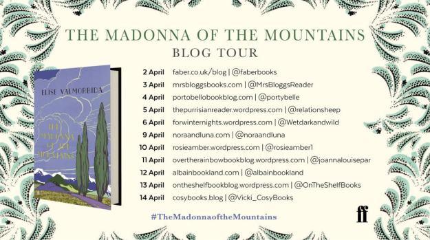 Madonna blog tour