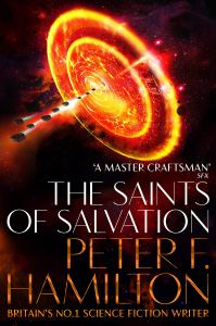 The Saints of Salvation by Peter F Hamilton